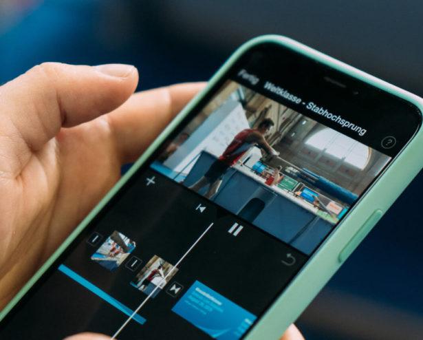 Die besten Schnitt-Apps für Handyvideos