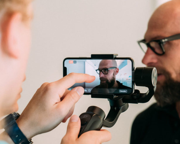 Praxistipps für Live Streaming<br /> mit dem Smartphone