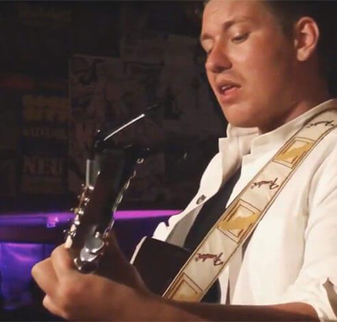 Marius Bear: Konzertdreh mit iPhones