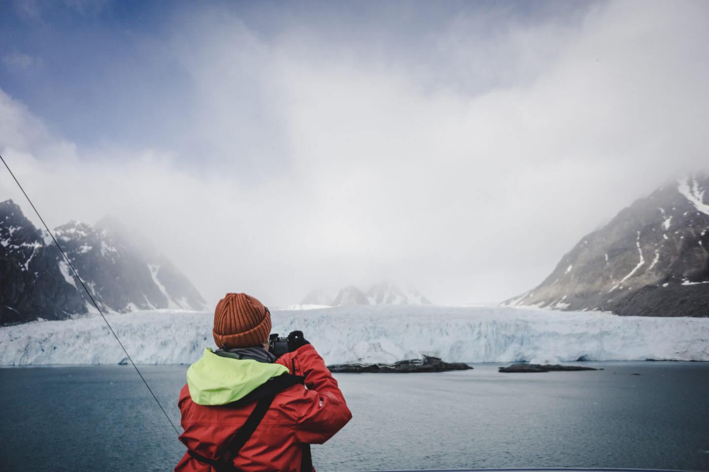 Dokumentation der Kontikireise in der Arktis mit Smovies