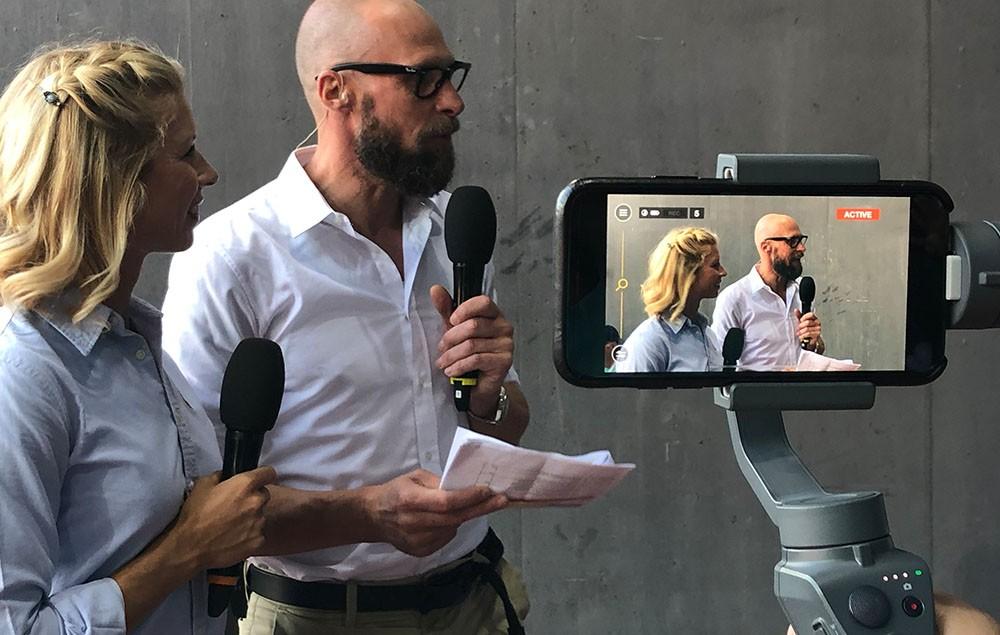 Live Stream von Smovie an Weltklasse Zürich