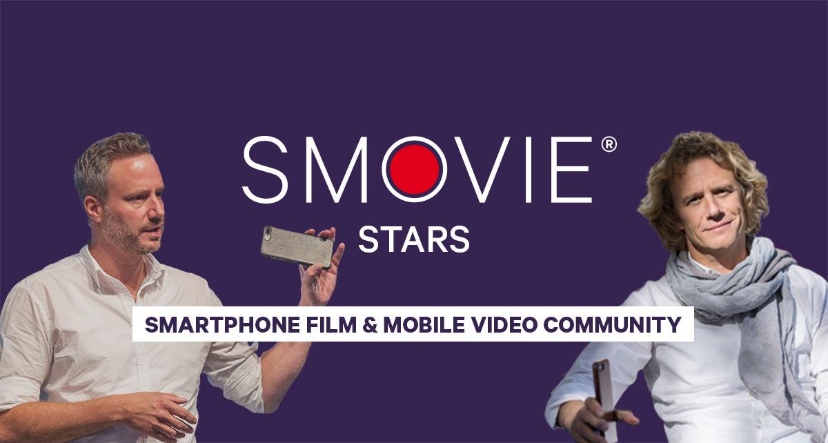Smoviestars Facebookgruppe für ambitionierte Smartphone Videographer